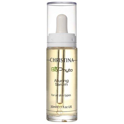 Christina Bio Phyto Alluring Serum Сыворотка Очарование для лица, шеи и декольте, 30 мл недорого