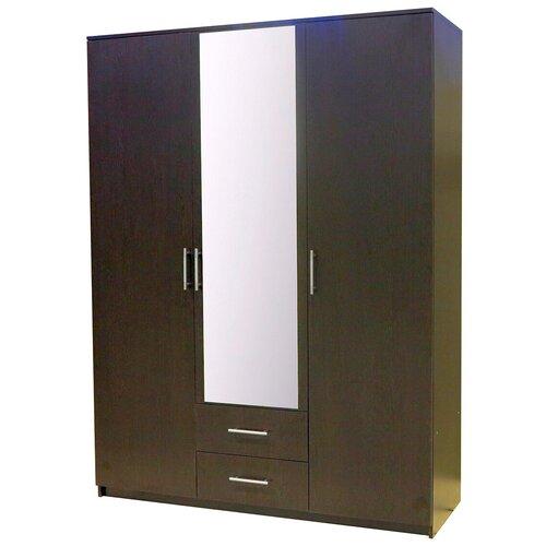 Шкаф Шарм-Дизайн Уют 150х52х200 Венге