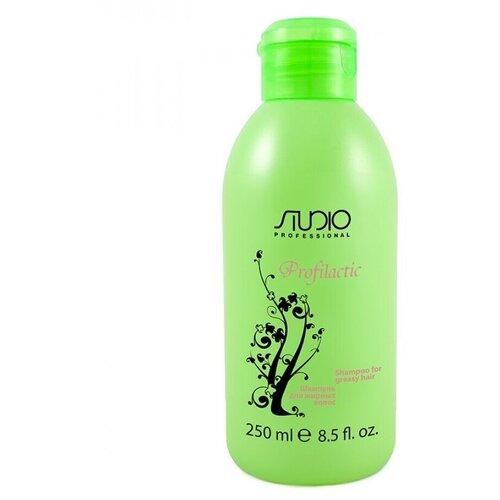 Kapous Professional шампунь Studio Professional Profilactic для жирных волос, 250 мл недорого