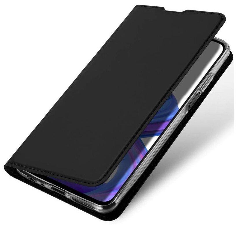Чехол книжка Dux Ducis для Xiaomi Redmi Note 10 / 10S, черный — купить по выгодной цене на Яндекс.Маркете