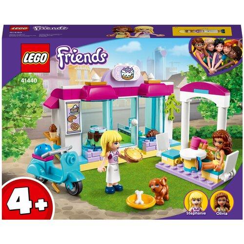 Конструктор LEGO Friends 41440 Пекарня Хартлейк-Сити