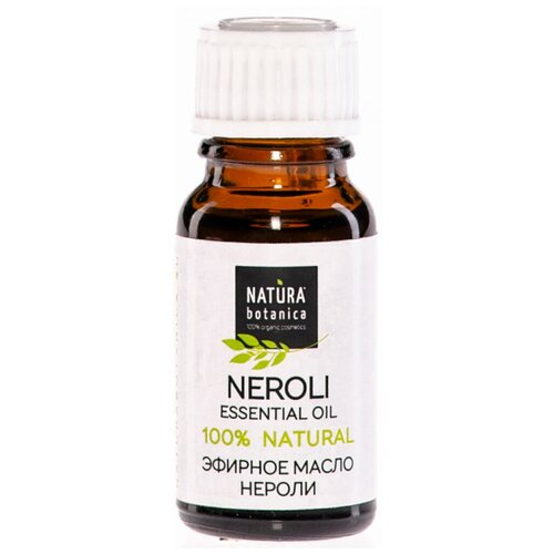 Natura Botanica эфирное масло Нероли 10 мл