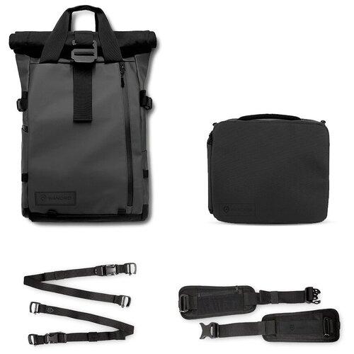 Рюкзак WANDRD PRVKE NEW 41L Чёрный Photography Bundle