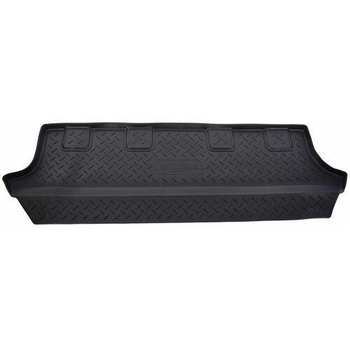 Коврик багажника NorPlast NPL-P-20-35 черный коврик багажника norplast npl p 31 12 черный