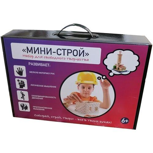 Конструктор Мини-Строй Набор №1