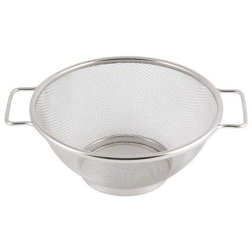 REGENT inox Сито-дуршлаг 93-PRO-10-23, 23 см, стальной недорого