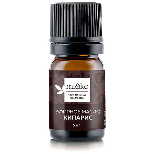 MI&KO эфирное масло Cosmos Organic Кипарис, 5 мл