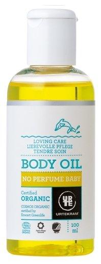 Urtekram Детское масло для купания