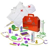 Набор доктора Пластмастер Скорая помощь (22145)