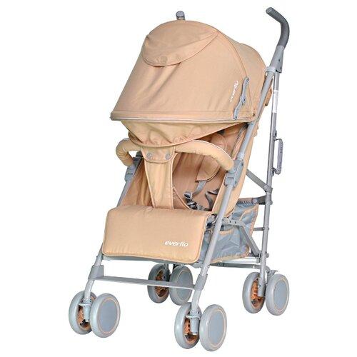 Прогулочная коляска everflo E-1266 ATV beige прогулочная коляска everflo e 1268 celebrity beige