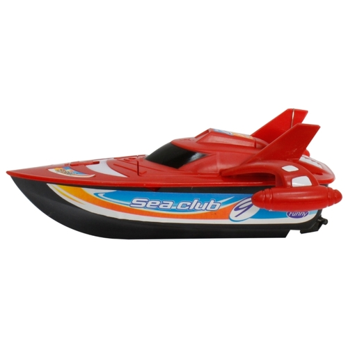 Лодка 1 TOY Yacht Racing (Т58531) 28 см