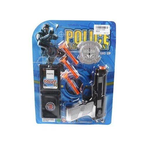 Игровой набор Shantou Gepai Полиция 368H