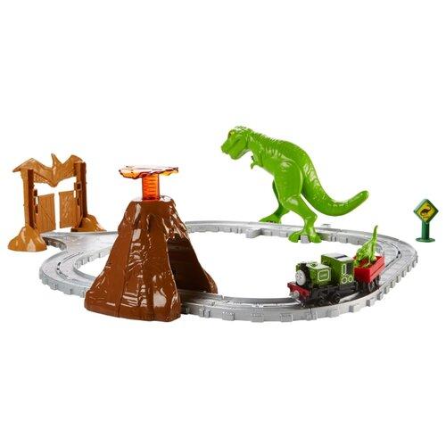 Купить Fisher-Price Стартовый набор Dino Discovery , серия Adventure, FBC67, Наборы, локомотивы, вагоны