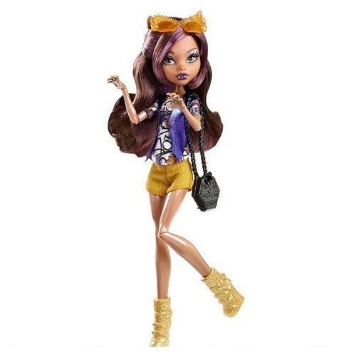Кукла Monster High Бу Йорк Бу