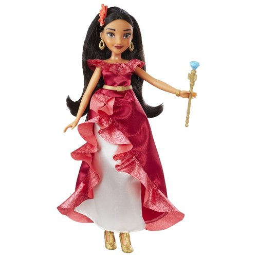hasbro кукла одри светлые герои в платьях для коронации наследники disney Кукла Hasbro Disney Елена - принцесса Авалора, B7369