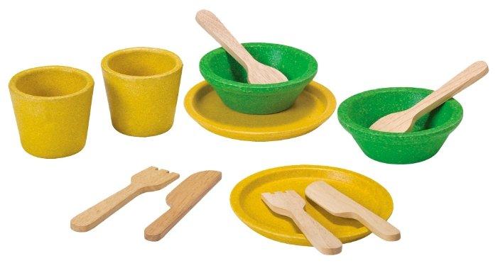Набор посуды PlanToys 3605 фото 1