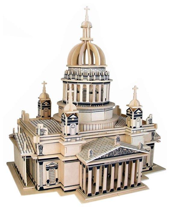 Сборная модель Чудо-Дерево Исаакиевский собор (P248)