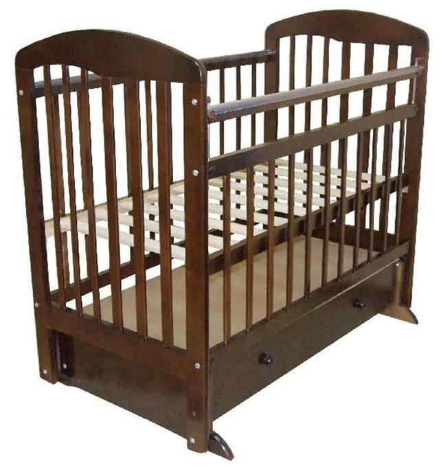 Кроватка Мой малыш 8 (маятник поперечный)
