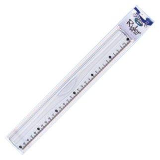 CENTRUM Линейка пластиковая 30 см (84726)