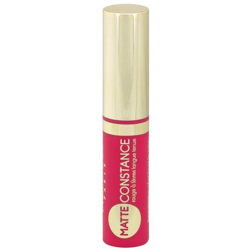Vivienne Sabo жидкая помада для губ Matte Constance устойчивая матовая, оттенок 34 классический красный