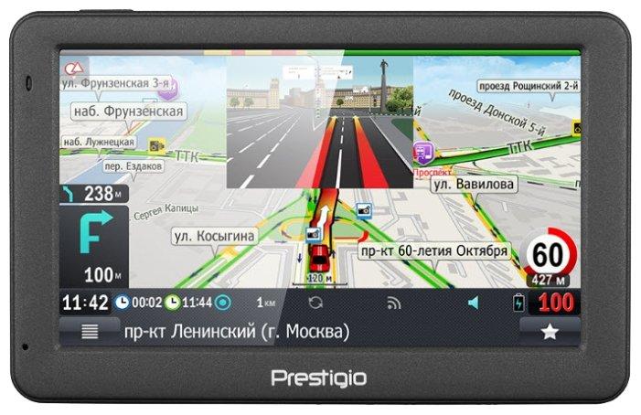 Prestigio Навигатор Prestigio GeoVision 5059 Progorod