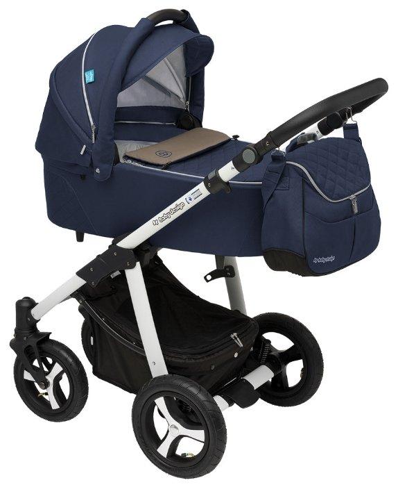 Универсальная коляска Baby Design Lupo Comfort 2017 (2 в 1)