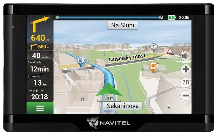 NAVITEL Навигатор NAVITEL E500 Magnetic