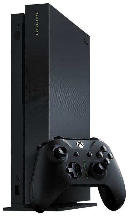 Microsoft Xbox One X: Project Scorpio Edition