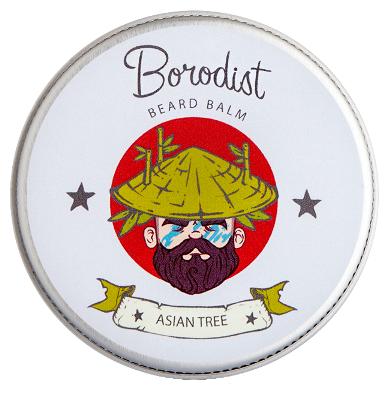 Borodist Бальзам для бороды Asian Tree