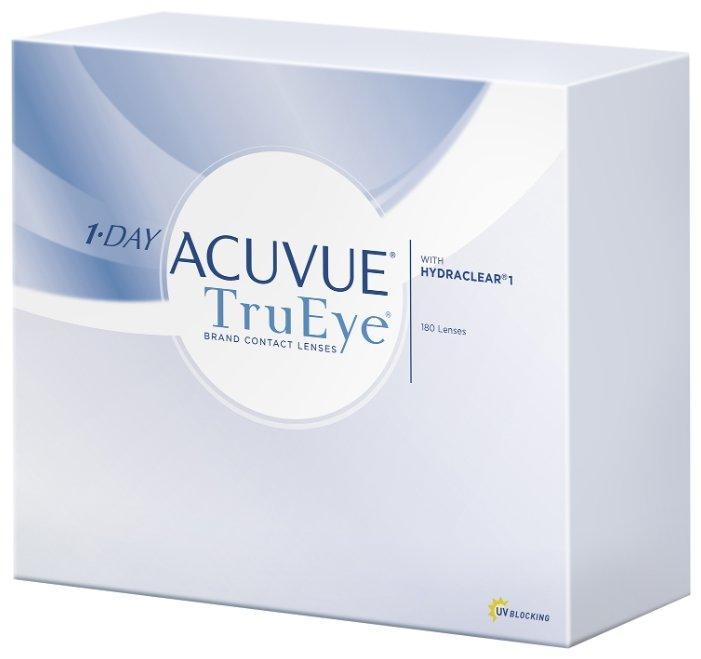 Acuvue 1-Day TruEye (180 линз)
