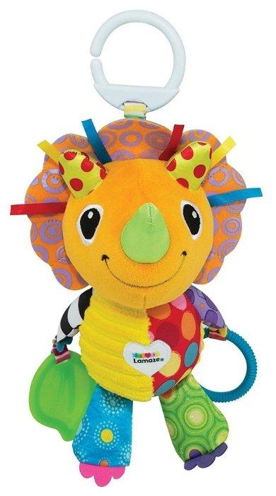 Подвесная игрушка Lamaze Динозаврик Дино (LC27575)