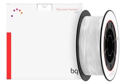 PLA пруток BQ 1.75 мм белый
