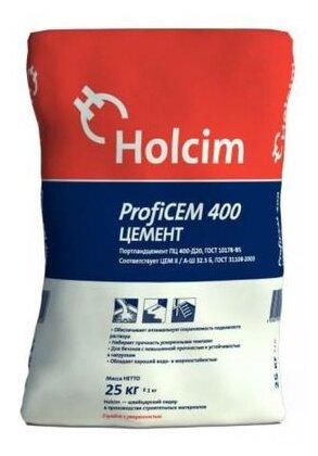 Цемент Holcim ЦЕМ II/А-К(Ш-П) 32.5Б 50 кг. М400