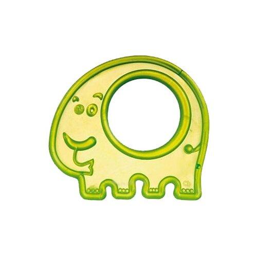 Прорезыватель Canpol Babies Elastic teether 13/109 зеленый слоникПогремушки и прорезыватели<br>