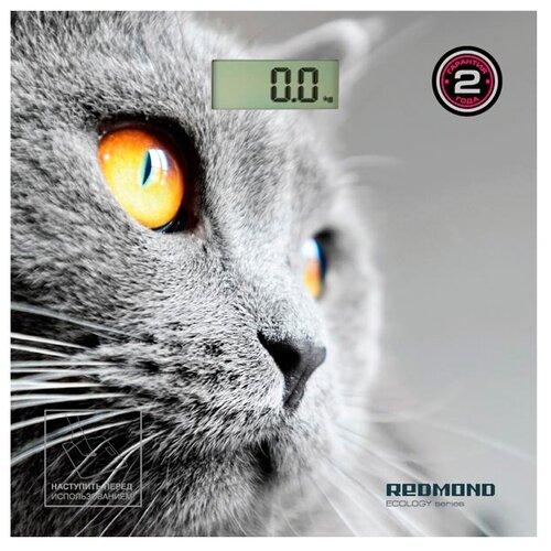 Весы REDMOND RS-735 (кошка)Напольные весы<br>