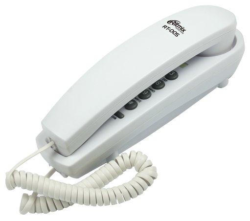 Телефон Ritmix RT-005 White