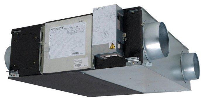 Вентиляционная установка Mitsubishi Electric Lossnay LGH-80RX5-E