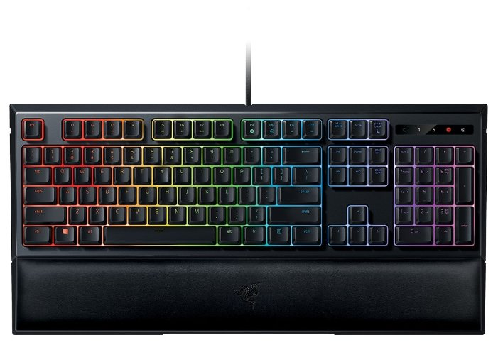 Клавиатура Razer Ornata Chroma Black USB