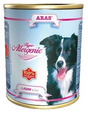 ARAS (0.82 кг) 1 шт. Hypo-Allergenic для собак - Баранина и рис