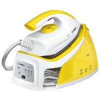 Утюг с парогенератором Bosch TDS 2120 желтый/белый