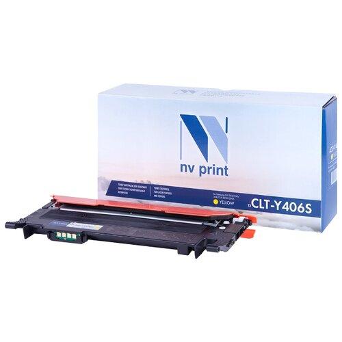Фото - Картридж NV Print CLT-Y406S для Samsung, совместимый картридж cactus cs clt y406s совместимый