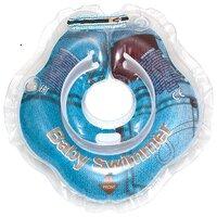 Круг на шею Baby Swimmer 0m+ (3-15 кг) Гламур джинса