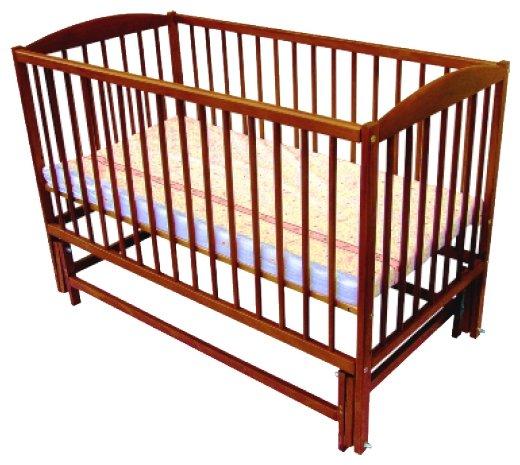Кроватка Mopan Антошка на шарнирах с подшипниками