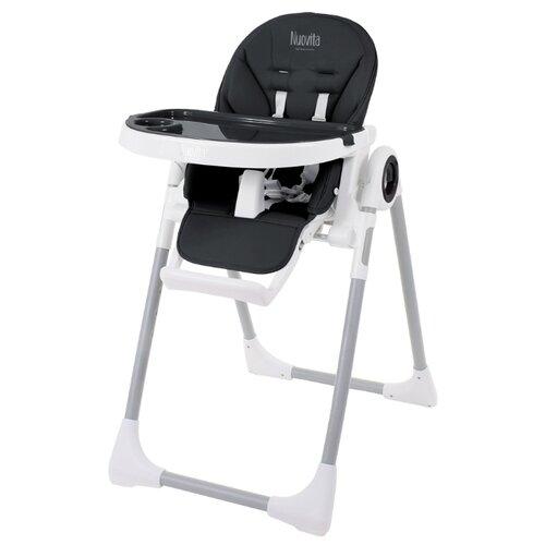 Стульчик для кормления Nuovita Grande nero стульчик для кормления babys piggy розовый