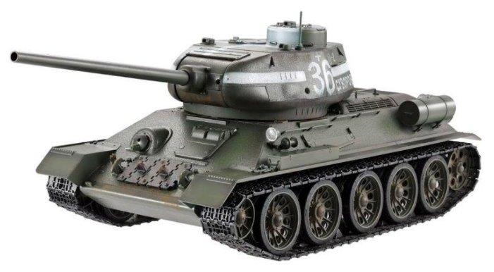 Танк Taigen T34\85 (TG3909-1) 1:16 62 см фото 1
