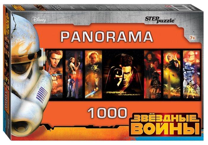 Пазл Step puzzle Панорама Disney Звёздные войны (79451) 1000 шт.