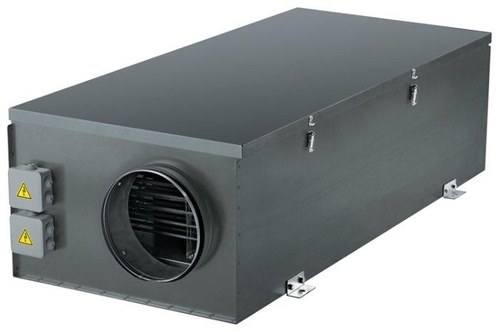 Вентиляционная установка Zilon ZPE 800 L1 Compact + ZEA 800-2,4-1f