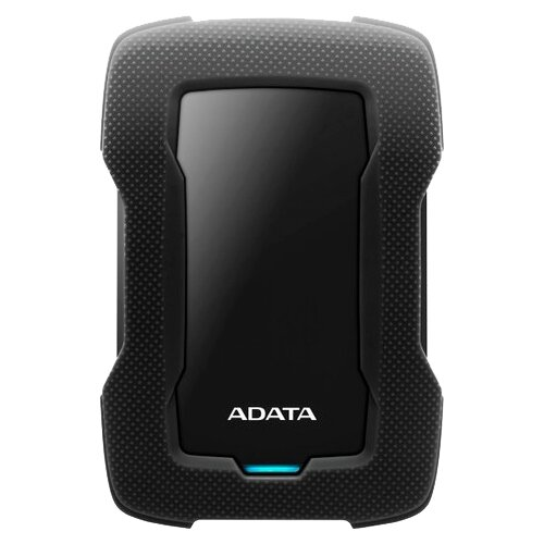Фото - Внешний HDD ADATA HD330 1 ТБ черный внешний жесткий диск adata hd330 ahd330 5tu31 cbk 5tb