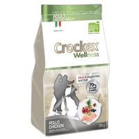 Корм для собак Crockex Wellness Adult Medio-Maxi курица с рисом