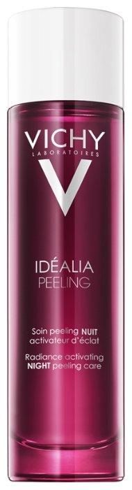 Vichy пилинг для лица Idealia Ночной Активирующий сияние кожи